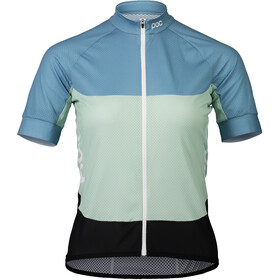 POC Essential Road Light Trikot Damen apophyllite multi green